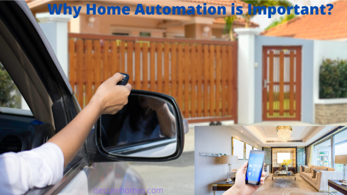Why Home Automation is Needed?